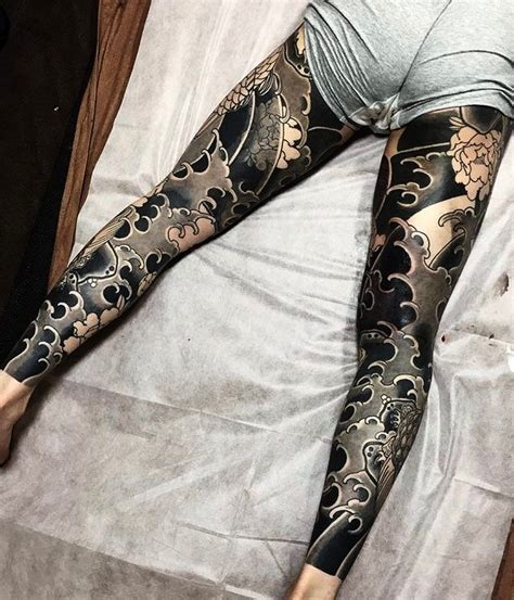 tattoo japanese instagram 4 746 likes 14 comments japanese ink japanese ink on