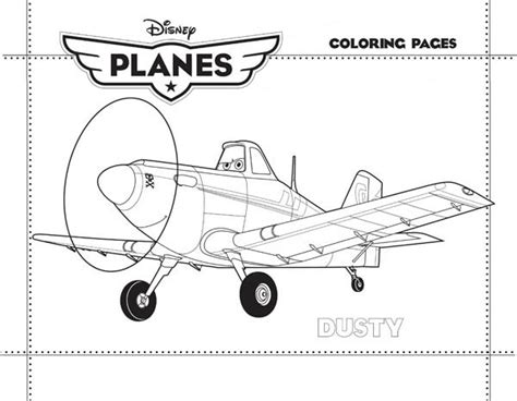 Dusty Coloring Pages Www Imgkid Com The Image Kid Has It Dusty Colouring Pages