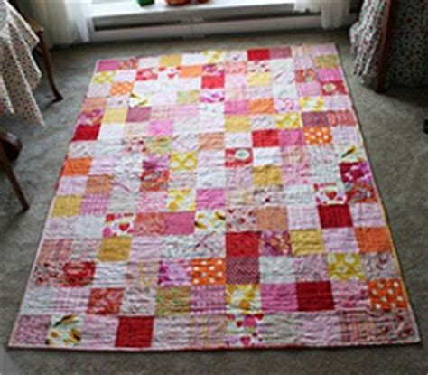 Easy Quilt Ideas by 40 Easy Quilt Patterns For Beginners Allfreesewing