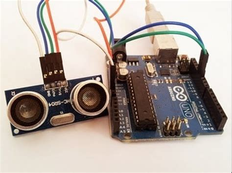 arduino intermedio sensor ultrasonico hc sr youtube