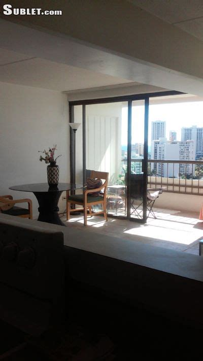 honolulu apartments for rent 1 bedroom honolulu furnished 1 bedroom apartment for rent 1200 per