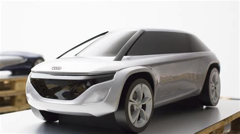 future audi this is the audi of the future and it looks like a