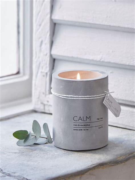 calm candle eucalyptus amp mint