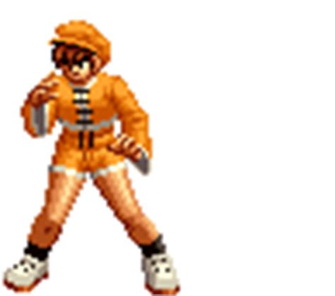 imagenes gif king of fighter bao king of fighters animations 2