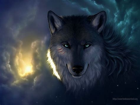 imagenes surrealistas de lobos lobos wallpapers taringa