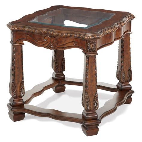 2027 00 Windsor Court Coffee Table Set By Michael Amini Michael Amini Coffee Tables