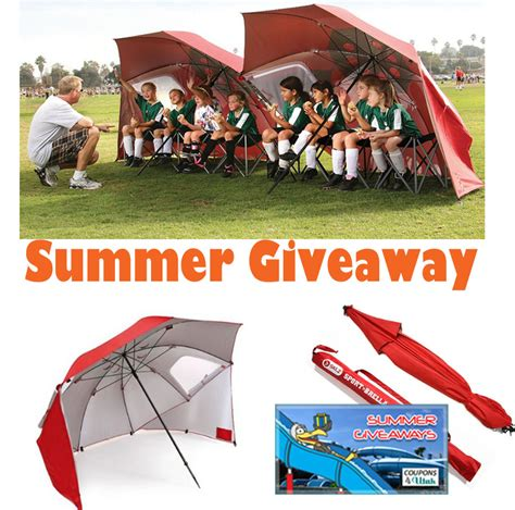 Sports Giveaways Coupon Code - it s a giveaway sports brella coupons 4 utah
