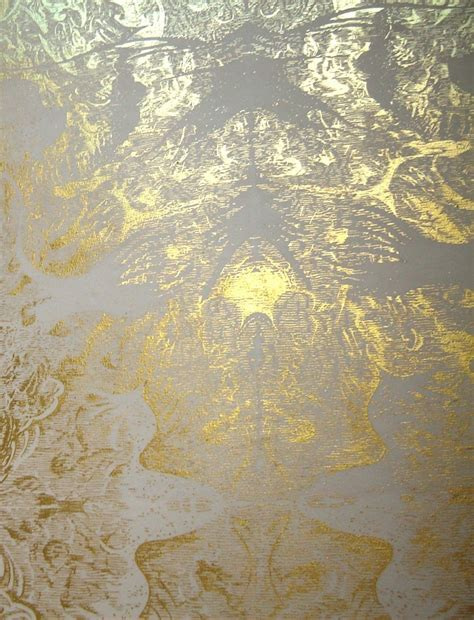 Gold Leafing Paint by Brilliant Award Winning Gold Leaf Painting By Richard