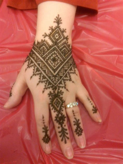 moroccan tattoo 25 best moroccan henna ideas on