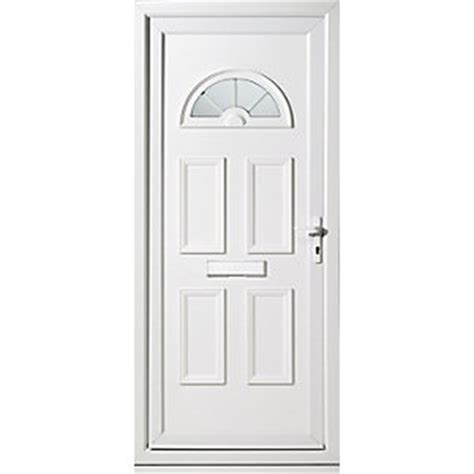 Wickes Front Door Wickes Carolina Pre Hung Upvc Front Door Set 2085 X 920mm Left Hung Offers Deals Sale