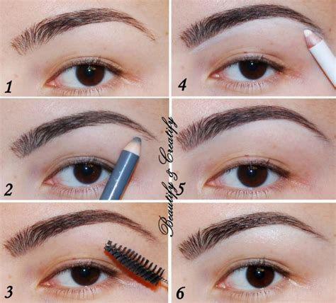 Harga Make Eyebrow Kit how to do your eyebrows makeup makeup vidalondon