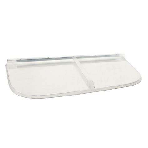 u shaped covers shape products 57 in x 26 in polycarbonate u shape