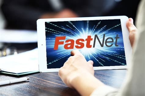 Wifi Fastnet boost your business with a high speed data connection from