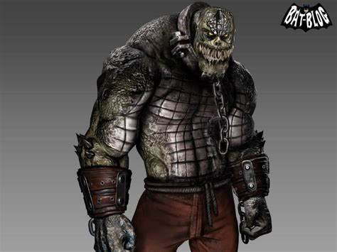 batman killer croc killer croc batman wallpaper 7900462 fanpop