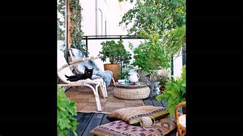 garten verschönern balkon gestaltung idee