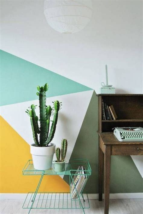 Modern Wall Paint Ideas 40 Abstract Wall Painting Ideas For A More Artistically