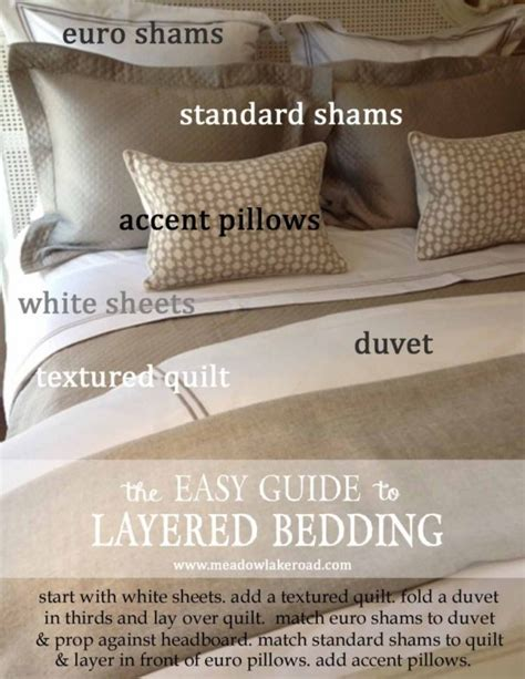 how to layer a bed 10 organizing ideas home stories a to z