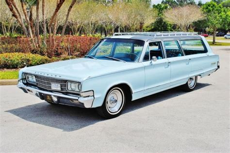 65 Chrysler New Yorker by Big Blue 65 Chrysler New Yorker Town Country Mint2me