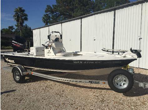 mako boats for sale texas mako boats for sale in galveston texas