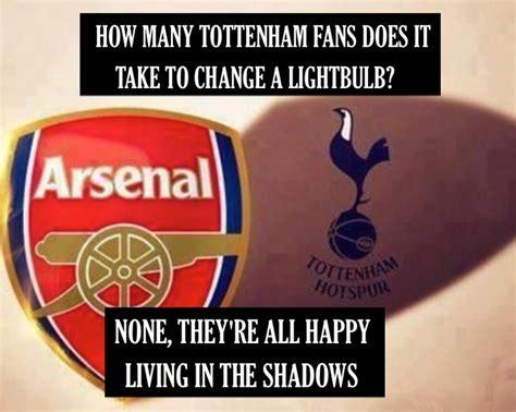 Arsenal Tottenham Meme - 79 best fotbollsgl 228 dje images on pinterest british