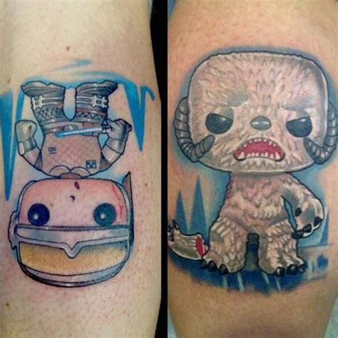 luke skywalker tattoo funko on luke skywalker and tattoos