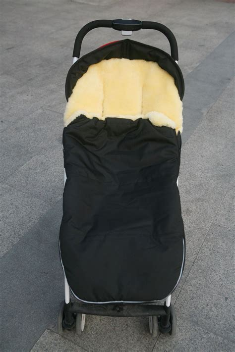 sheepskin stroller baby sleeping bag buy baby sheepskin