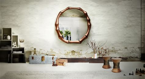 7 Gorgeous Wall Mirrors by The Most Beautiful Wall Mirror Designs For Your Living Room