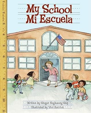 una nueva escuela edition books my school mi escuela by foglesong gibson reviews