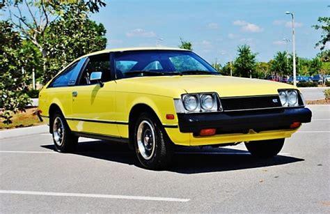1978 Toyota Celica Liftback 1978 Toyota Celica Gt Ebay Motors