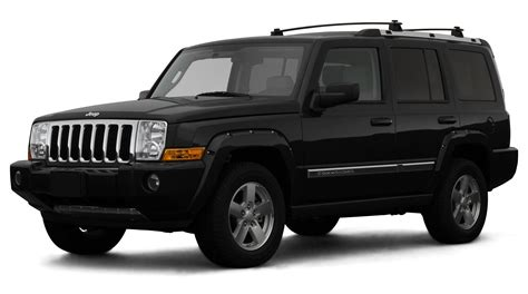jeep commander amazon com 2007 jeep commander reviews images and specs