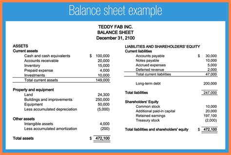 business balance sheet template 4 company balance sheet template company letterhead