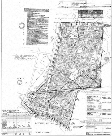 layout plan bda salaiya scheme page