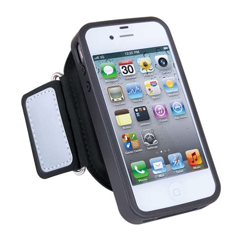 Padded Material Sports Armband For Iphone Ze Ad005 sport armband pro for iphone 4 4s isound