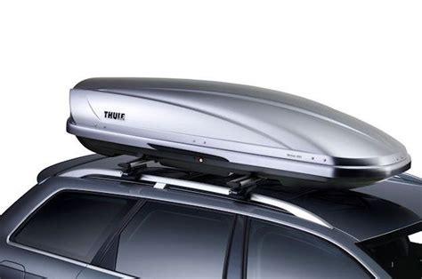 box portapacchi per auto i migliori box da tetto per auto e portapacchi prezzi e