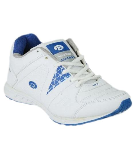 n sport shoes rich n topp blue synthetic leather sport shoes price in