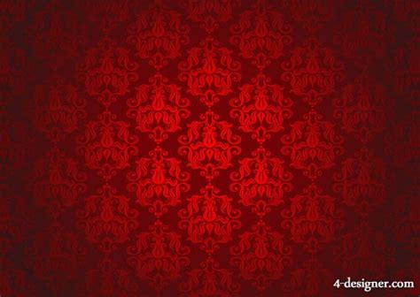 red pattern background vector red patterns backgrounds www imgkid com the image kid