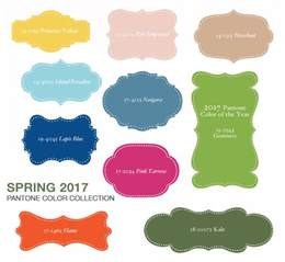 Pantone Spring 2017 Colors by Pantone S Color Report For Spring 2017 Has Some Beautiful