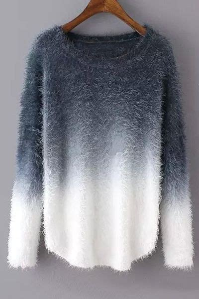 Ombre Mohair Sweater Black sweaters and where to find them styleskier