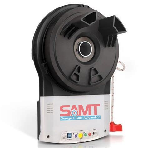 Samt Rgd500 Roller Door Motor Kit Samtgatemotors Electric Roller Garage Door Kits