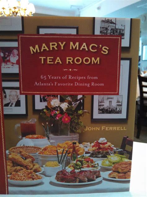 Mac S Tea Room Atlanta Ga by The Macs Tea Room Cook Book Yelp