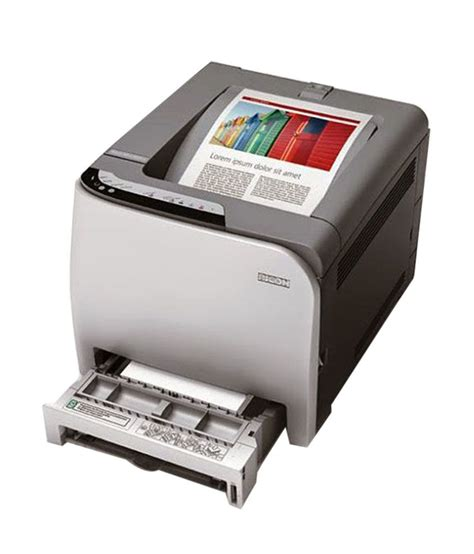 Printer Laser Jet Ricoh ricoh sp c220n single function colour printer buy ricoh sp c220n single function colour