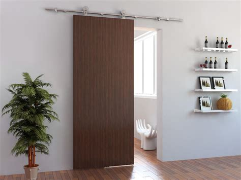 Modern Sliding Barn Door Hardware Contemporary Barn Door