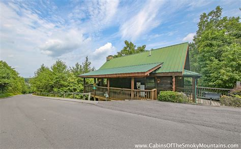 Cabins Of Pigeon Forge Pigeon Forge Cabin Paradise Point From 85 00