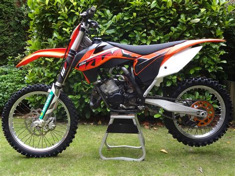 Ktm Sx 125 2013 Ktm Sx 125 2013 Excellent Condition Fmf With