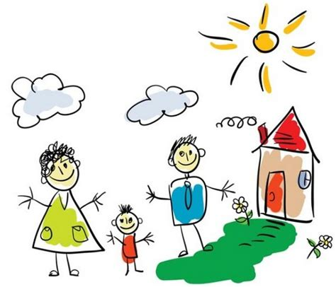 How To Interpret Kids Drawings New Kids Center Children Drawing Picture