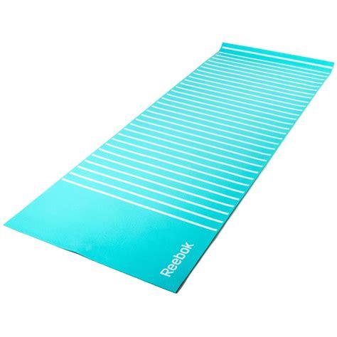 Reebok Mat Blue reebok blue 4mm sided mat