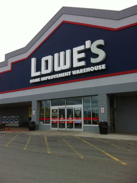 lowes home improvement warehouse of ulster building