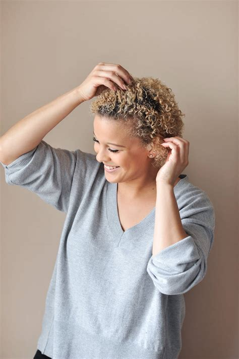 deva curl short hair the key to the curl lauren elyce atlanta fashion