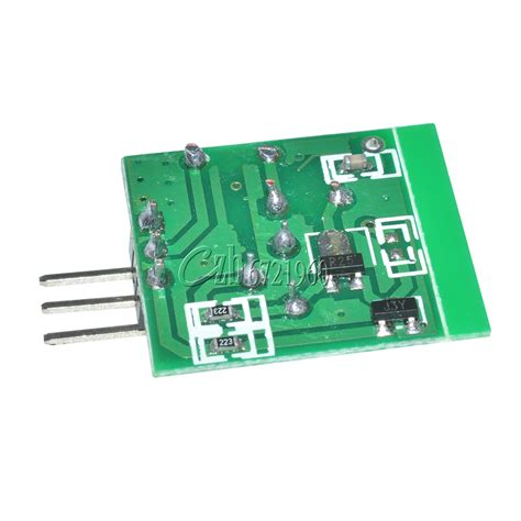 Terbaru 433mhz Rf Wireless Receiver Transmitter Arduino Arm Mcu 5pcs 433mhz rf transmitter and receiver link kit for