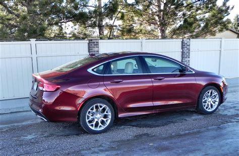 chrysler 200c reviews 2015 chrysler 200c interior review aaron on autos